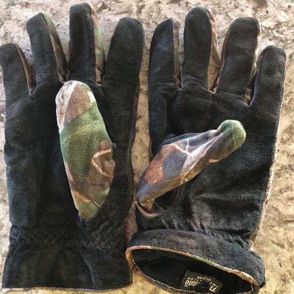 Remington Accessories Real Tree Hunting Gloves Poshmark